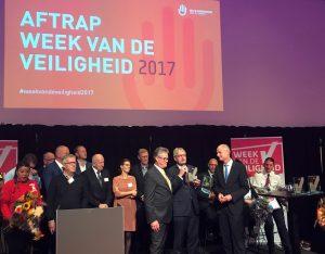 Businesspark Nieuw-Vennep Zuid wint Wel-zo-veilig-Award met SmartBusinessParc